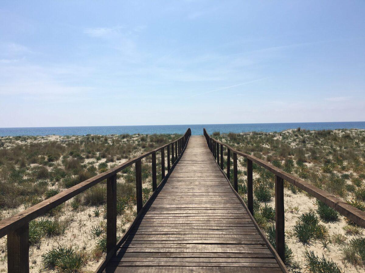 spiaggia di Ascea Marina Cilento
