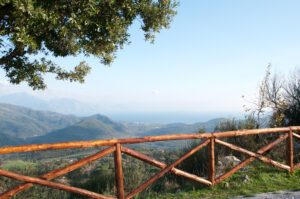 Sentiero Capitenali - La Scala