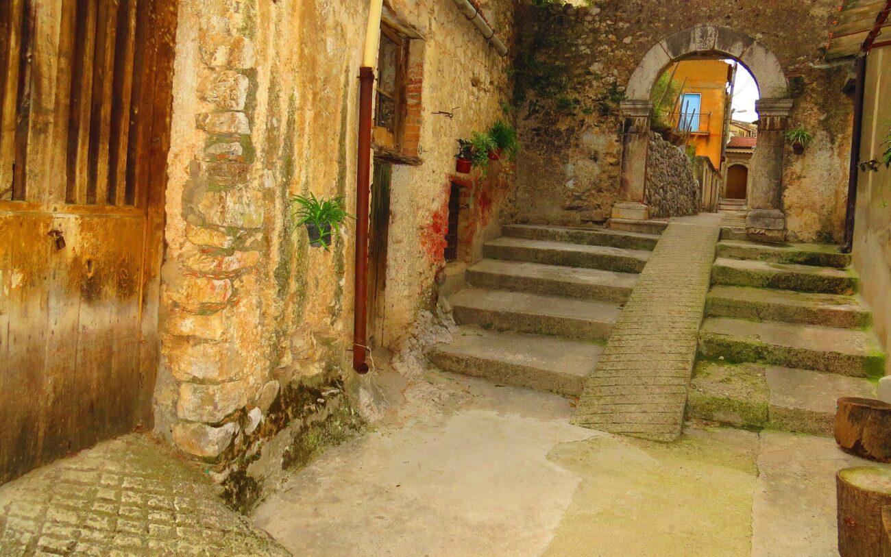 borgo castelcivita