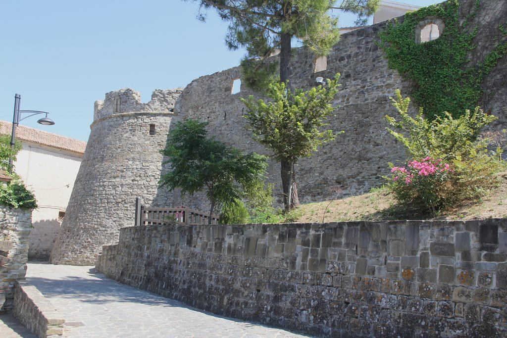 castello dell'abate a castellabate