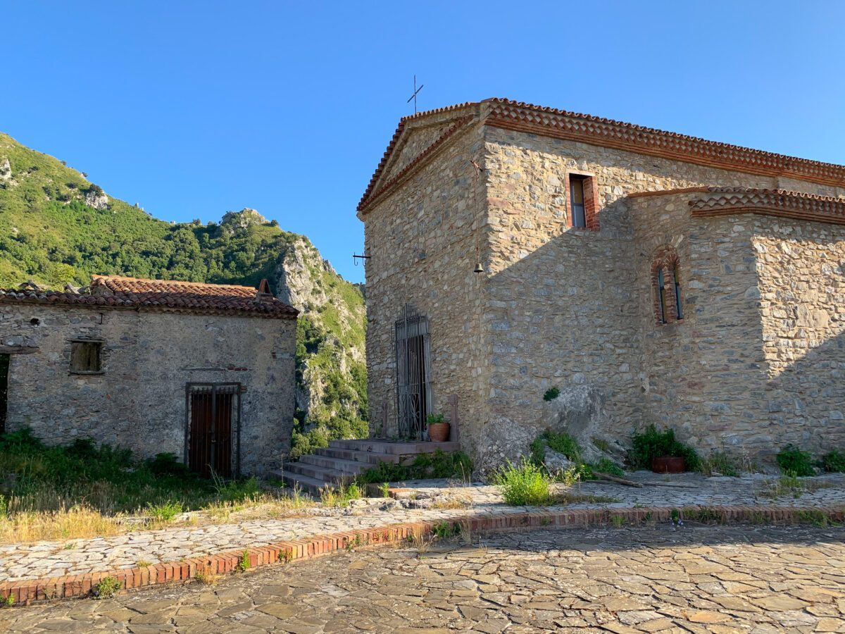 chiesa borgo san severino centola