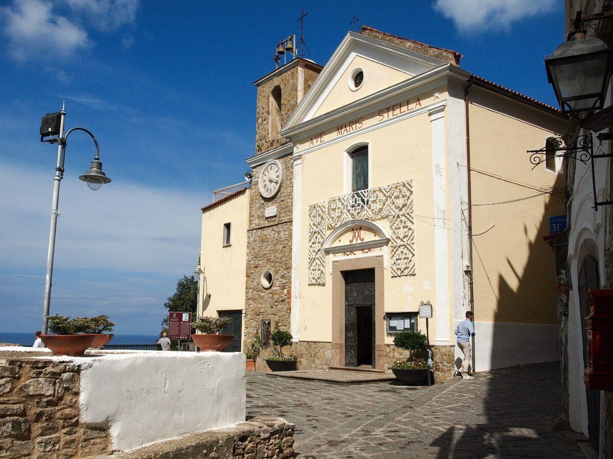 Chiesa della Madonna di Costantinopoli Agropoli