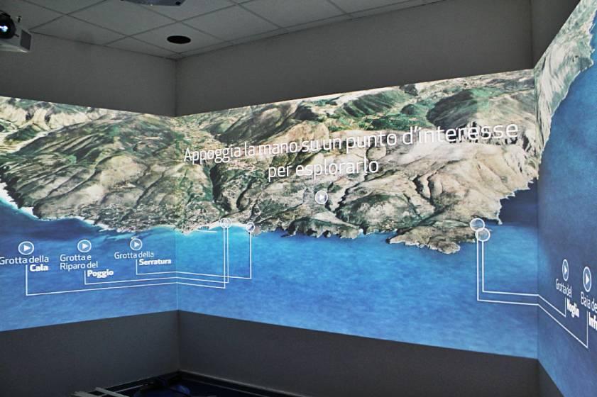 ecomuseo virtuale paleolitico marina di camerota