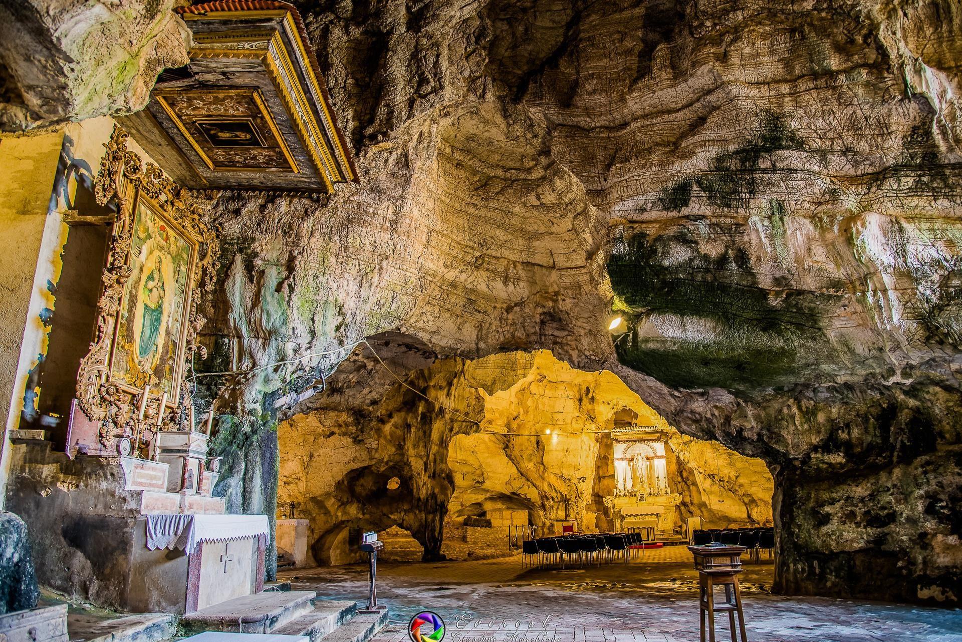 grotta sant angelo a fasanella cilento