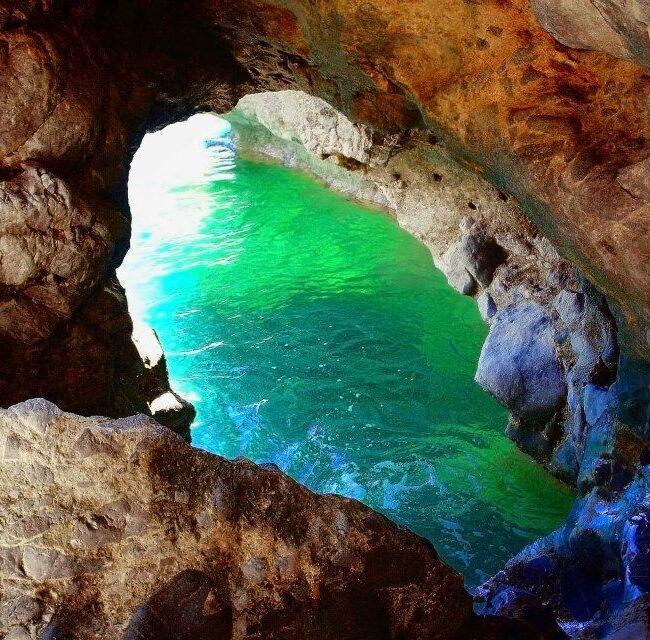 grotte marine del cilento