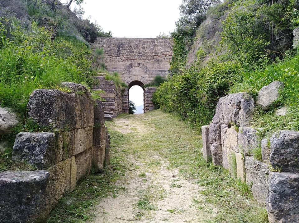 Parco Archeologico Elea Velia