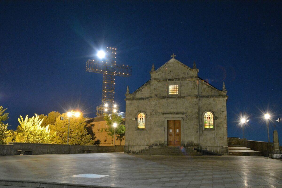 santuario della madonna del monte gelbison