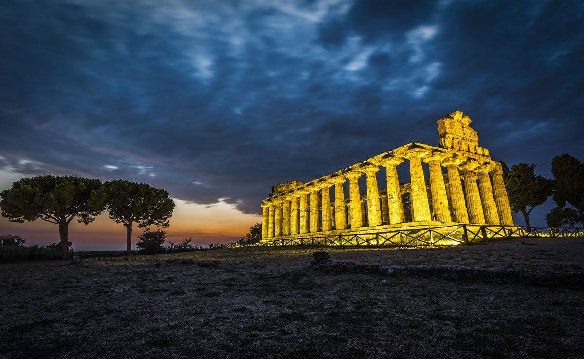 area archeologica di paestum