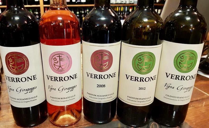 varrone azienda vini cilento