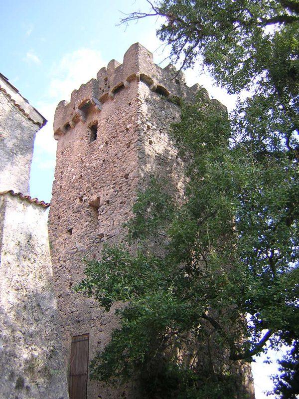 Torre presso il Cenobio di San Giovanni Battista