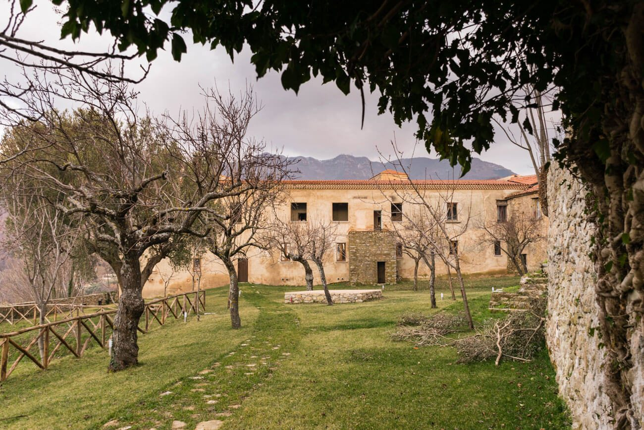 Seminario-e-Orto-dei-Celestini Novi Velia