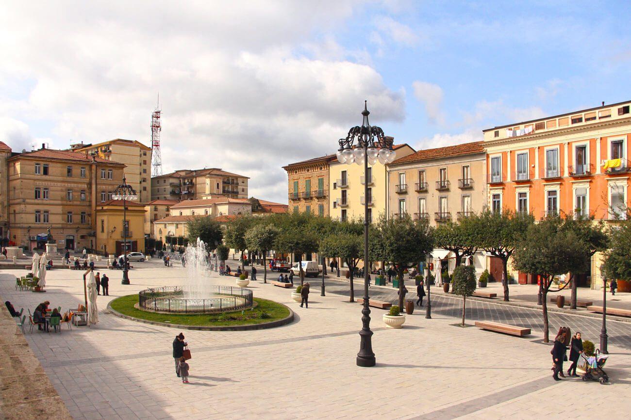piazza-vittorio-emanuele-vallo della lucania