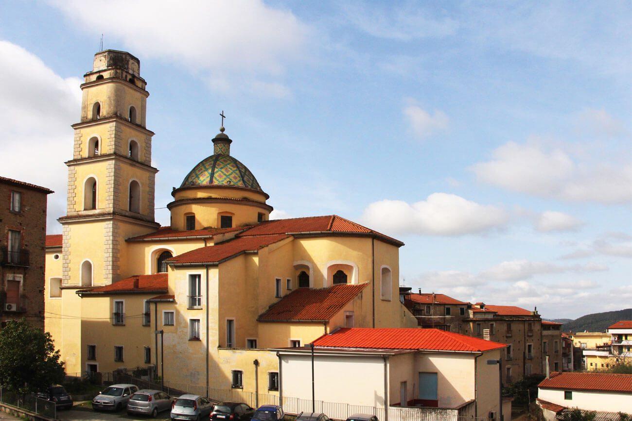 cattedrale di san pantaleo vallo della lucania