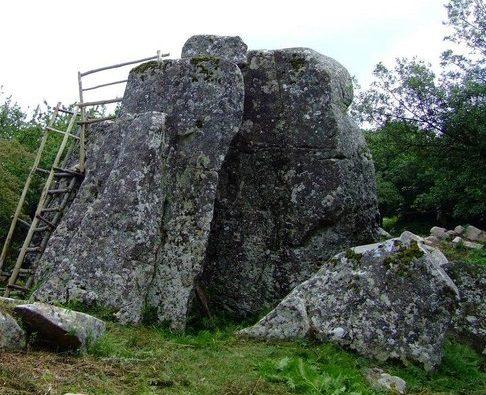 Megaliti Monte della Stella