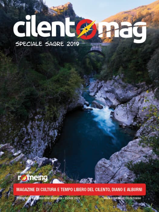 cover cilentomag 2019