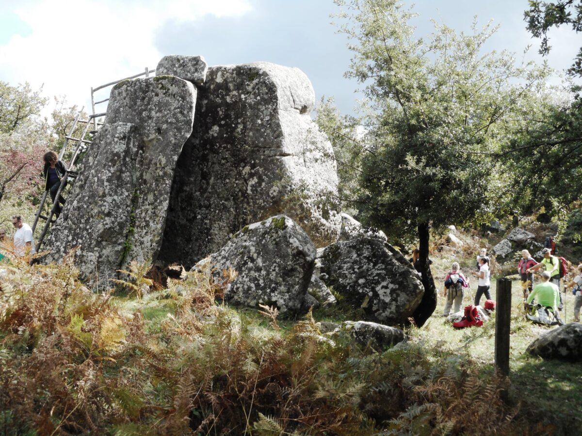 Pietra del Mulacchio monte stella cilento