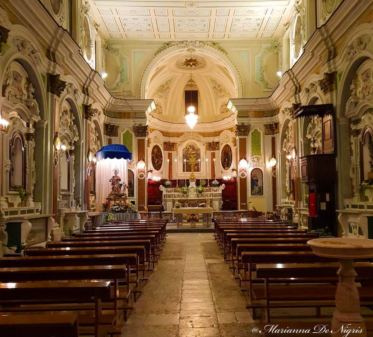 Chiesa Santa Maria Maggiore Atena Lucana