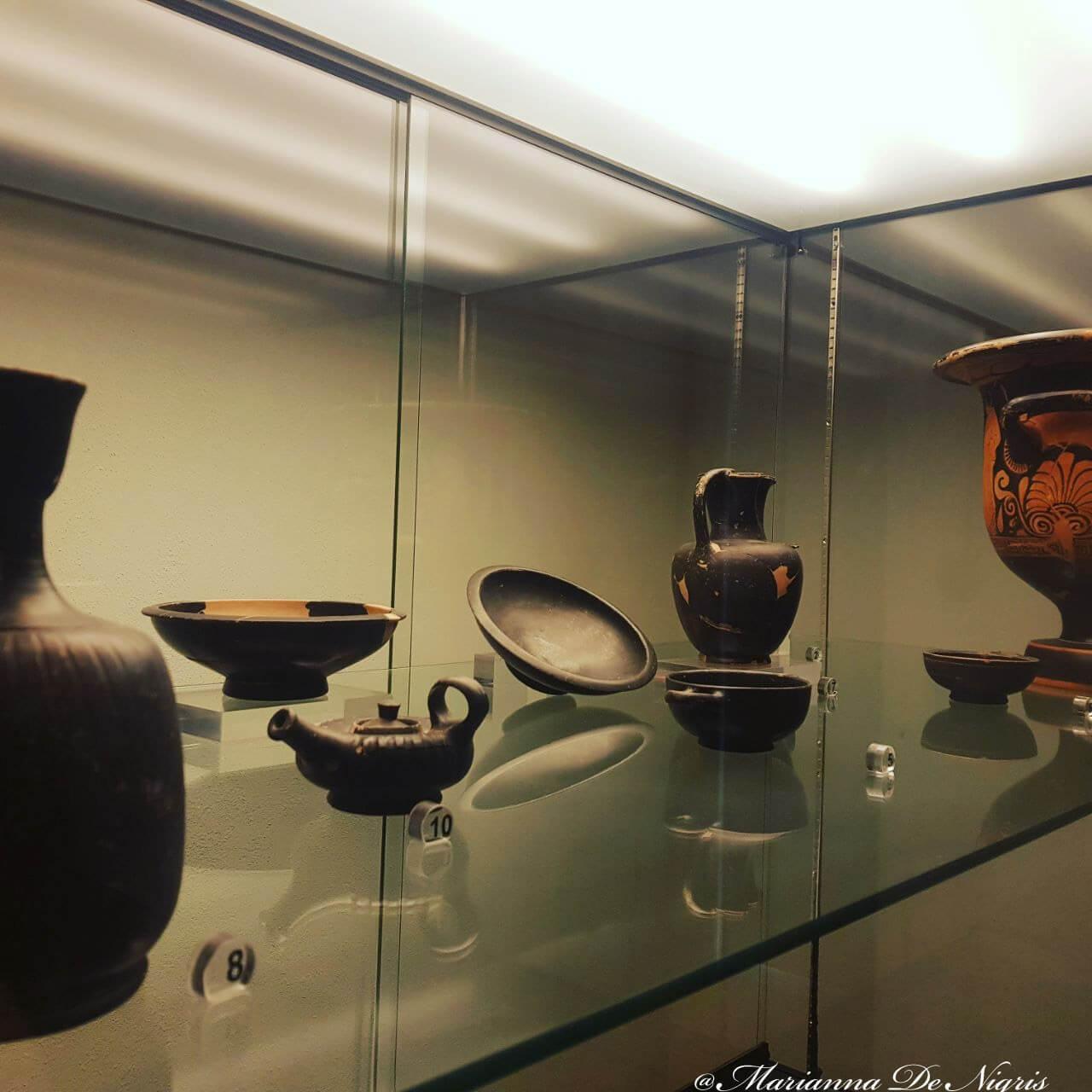 Museo Archologico Elena D'Alto Atena Lucana