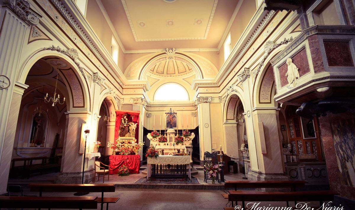 Santuario-San-Ciro Atena Lucana