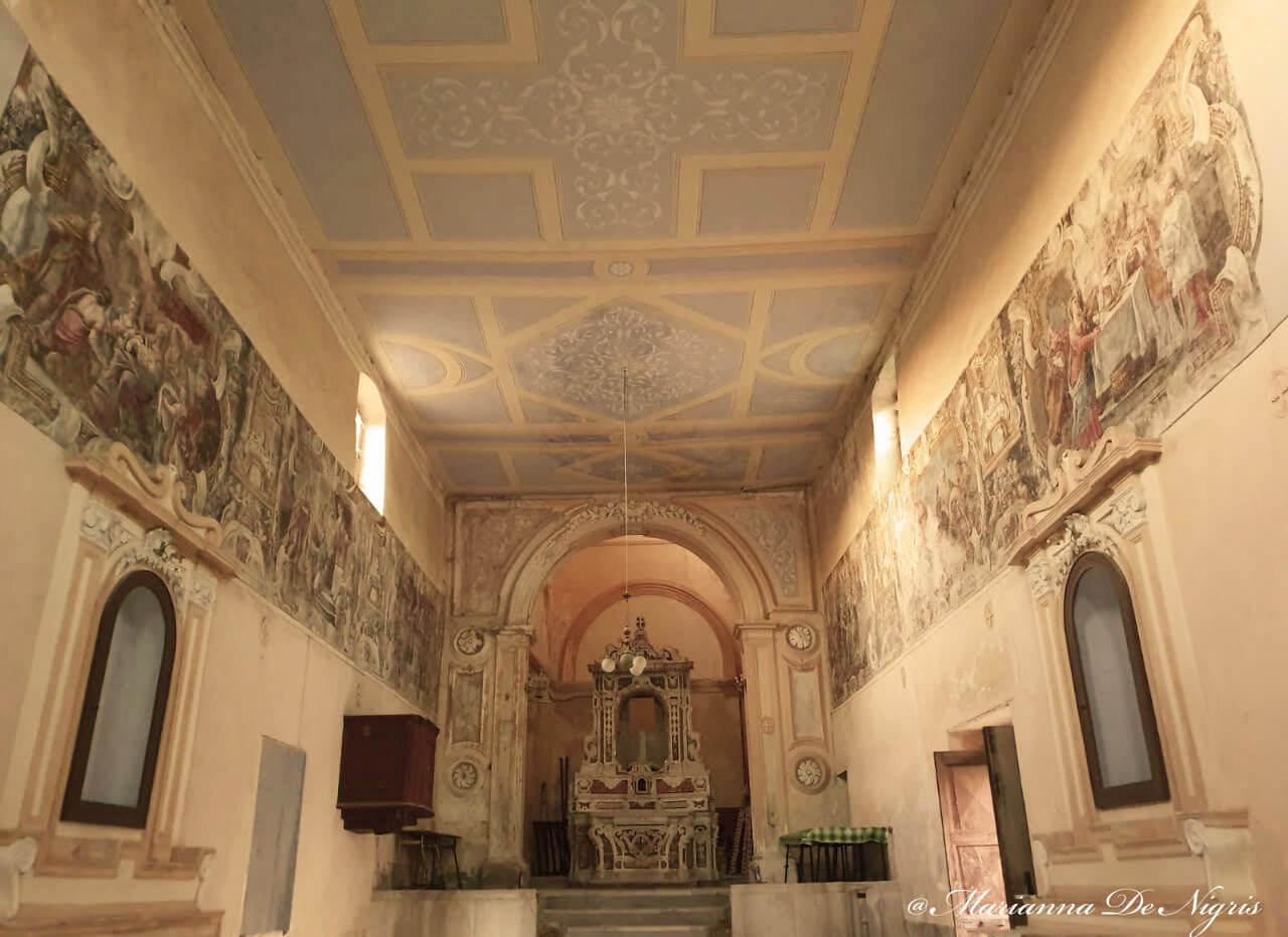 Santuario della Colomba Atena Lucana