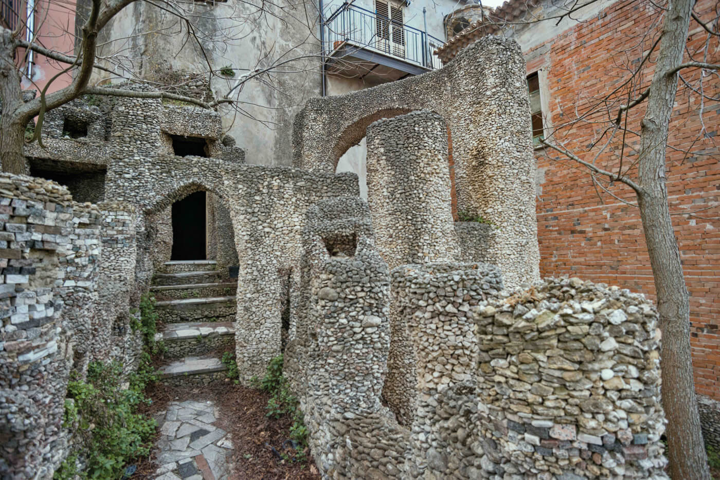 Giardino di Pietra di Guerino Galzerano
