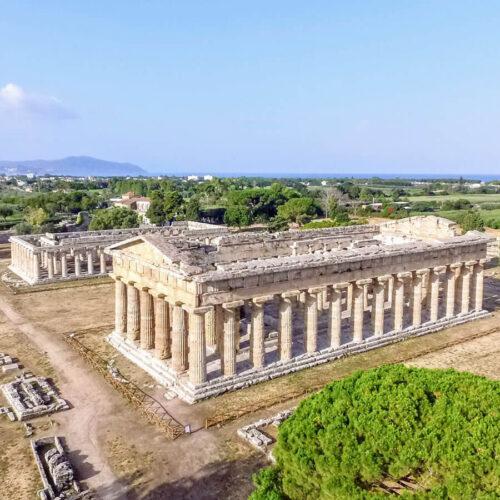 tour privato templi paestum